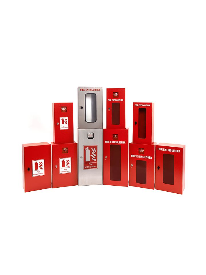 Fire Extinguisher Cabinet Associated Enterprises